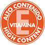 High content of Vitamin E